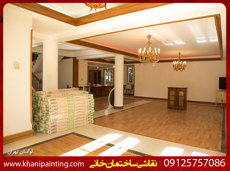 مصاحبه با نقاشان ساختمان منتخب - نقاشی ساختمان خانی - 09125757086 خانی nader khani iran best top house painters