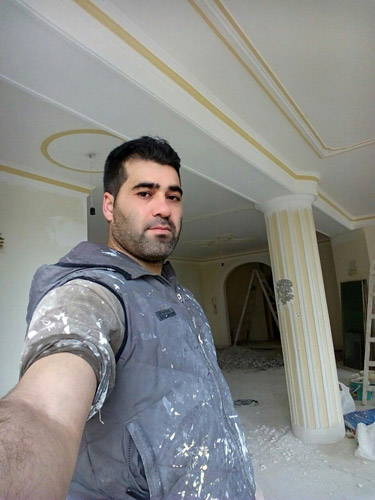 sina house painting selfie photo 2016 12 28 14 41 53s